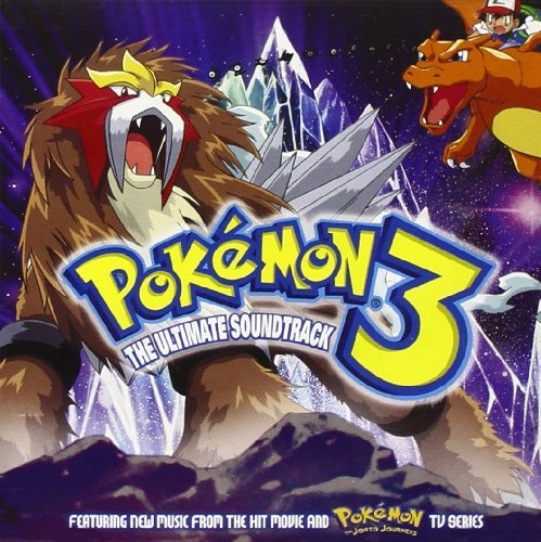 Pokemon 3 Soundtrack