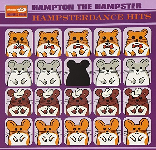 Hampton The Hampster Hampsterdance Hits Enhanced CD
