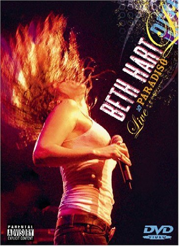 Beth Hart Live At Paradiso Explicit Version Incl. Bonus DVD