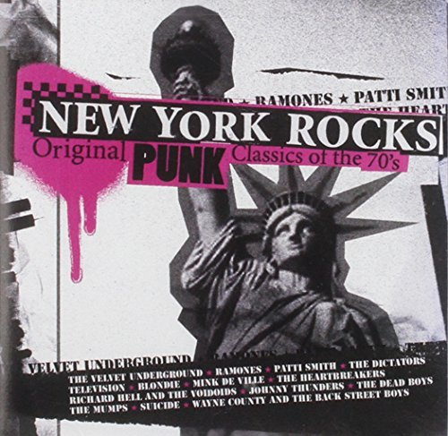 New York Rocks Original Punk Classics Of The Ramones Dead Boys Mumps