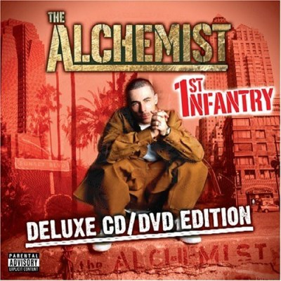 Alchemist 1st Infantry Explicit Version Deluxe Versio Incl. Bonus DVD