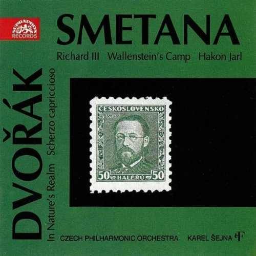 Smetana Dvorak Richard Iii In Nature's Realm