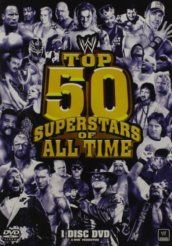 Top 50 Superstars Of All Time Top 50 Superstars Of All Time Tvpg