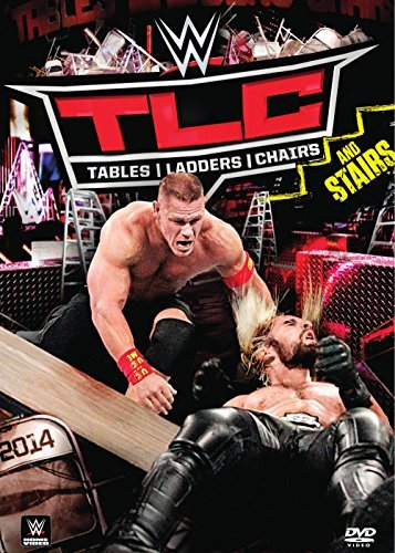 Wwe Tlc Tables Ladder & Chai Wwe Tlc Tables Ladder & Chai