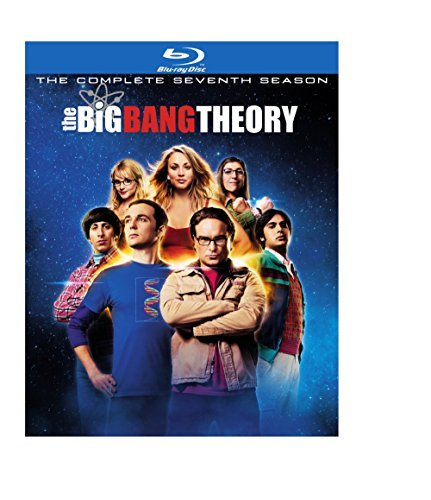Big Bang Theory Season 7 Blu Ray Season 7