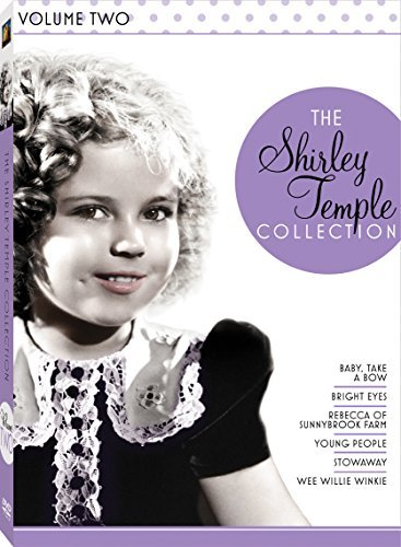 Shirley Temple Collection 2 DVD