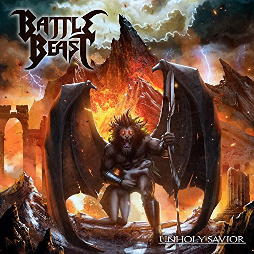 Battle Beast Unholy Savior