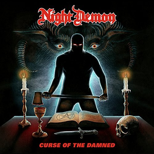 Night Demon Curse Of The Damned