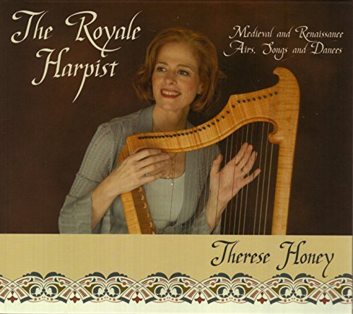 Therese Honey Royale Harpist