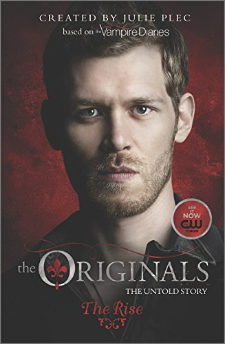 Julie Plec The Originals The Rise