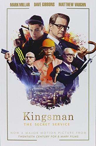 Mark Millar Kingsman The Secret Service