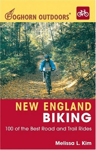 Melissa Kim Foghorn Outdoors New England Biking