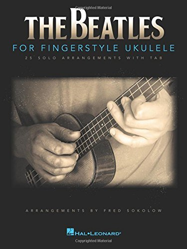 The Beatles The Beatles For Fingerstyle Ukulele