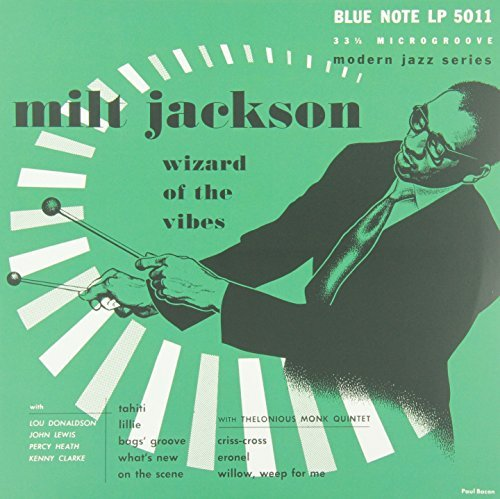 Milt Jackson Wizard Of The Vibes