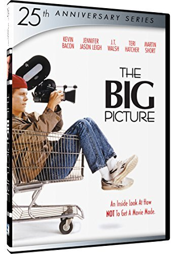 The Big Picture Bacon Leigh Walsh Short DVD Pg13