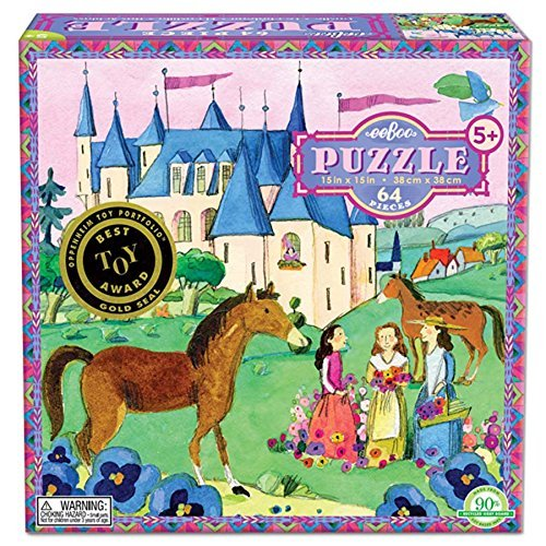 Toy Castle 64 Piece Puzzle E
