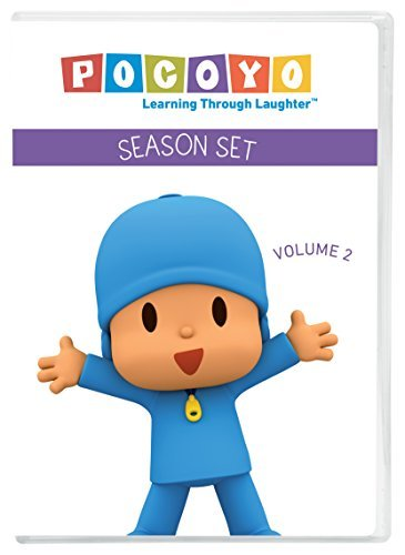 Pocoyo Season 1 Volume 2 DVD