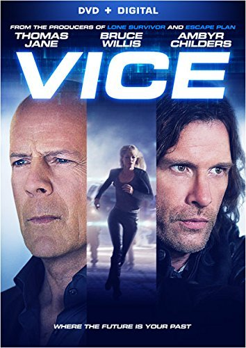 Vice Willis Jane Childers DVD Dc R