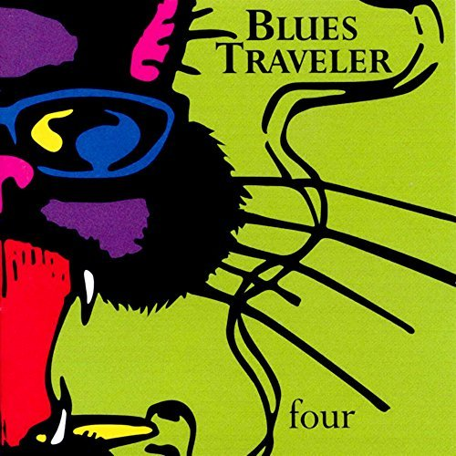 Blues Traveler Four (colored Vinyl)