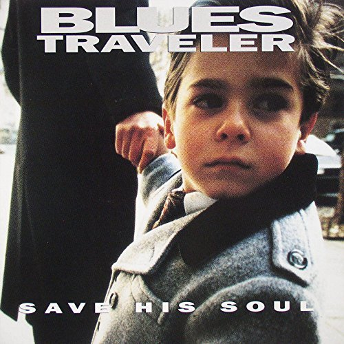 Blues Traveler Save His Soul (colored Vinyl)
