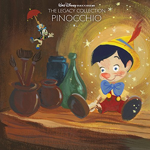 Soundtrack Pinocchio Walt Disney Records Legacy Collection