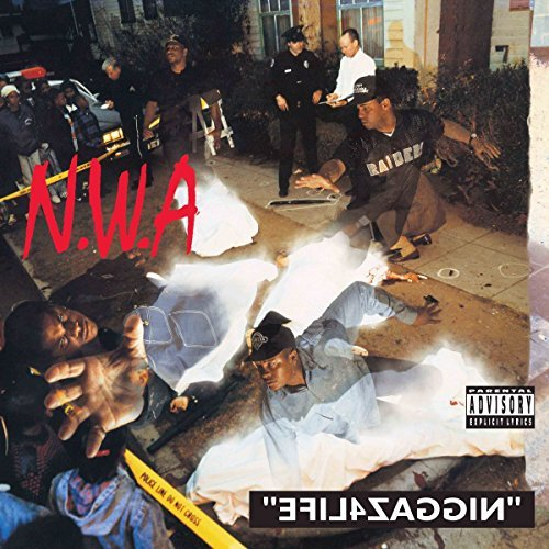 N.W.A. Niggaz4life Explicit Version