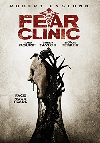 Fear Clinic Englund Dekker DVD