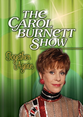 Carol Burnett Show Together Again DVD Together Again