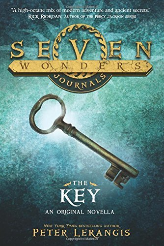 Peter Lerangis Seven Wonders Journals The Key