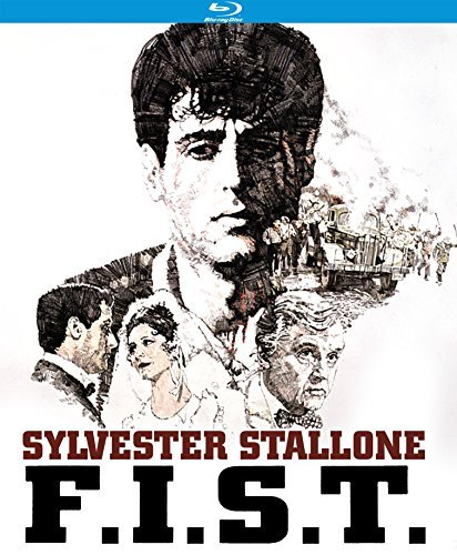 F.I.S.T. Stallone Steiger Boyle Blu Ray Pg