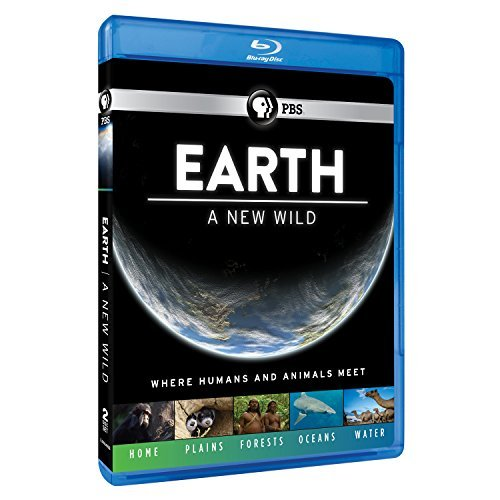 Earth A New Wild Pbs Blu Ray