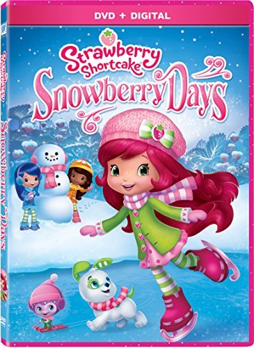 Strawberry Shortcake Snowberry DVD