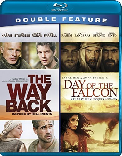Way Back Day Of The Falcon Double Feature Blu Ray
