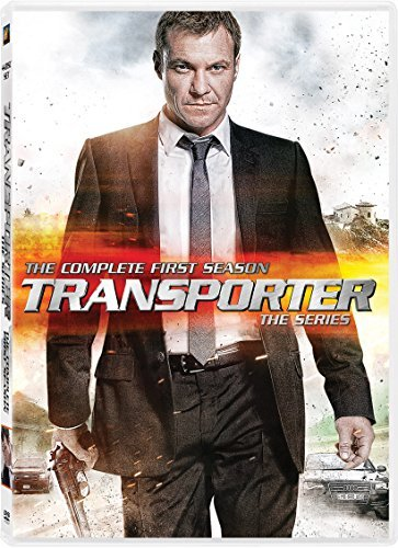Transporter Series Season 1 DVD