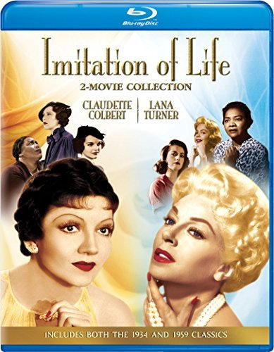 Imitation Of Life Double Feature Blu Ray Nr