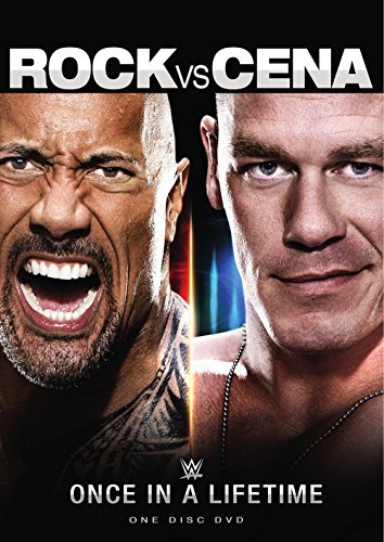 Wwe Wwe Rock Vs Cena Rock Vs. Cena