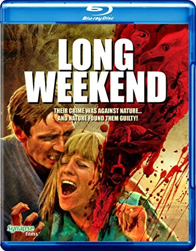 Long Weekend (1978) Hargreaves Behets Blu Ray Hargreaves Behets