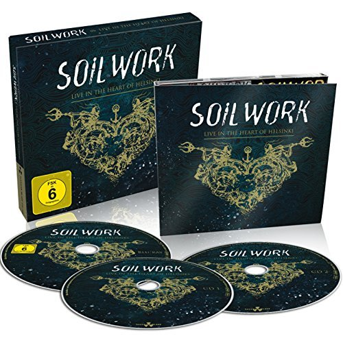 Soilwork Live In The Heart Of Helsinki Incl. DVD