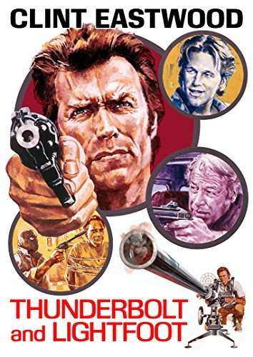 Thunderbolt And Lightfoot Eastwood Bridges Kennedy Lewis DVD R