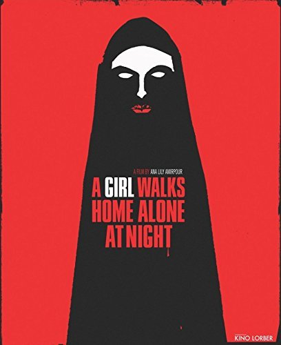 Girl Walks Home Alone At Night Girl Walks Home Alone At Night Blu Ray Nr