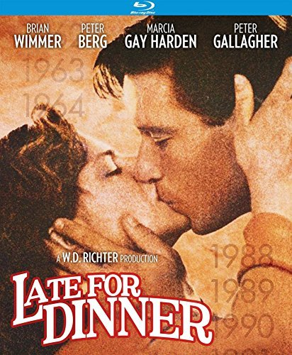 Late For Dinner Wimmer Berg Harden Blu Ray Pg