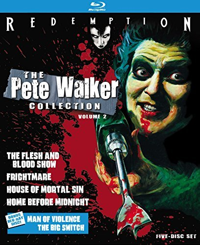 Pete Walker Collection Volume 2 Blu Ray