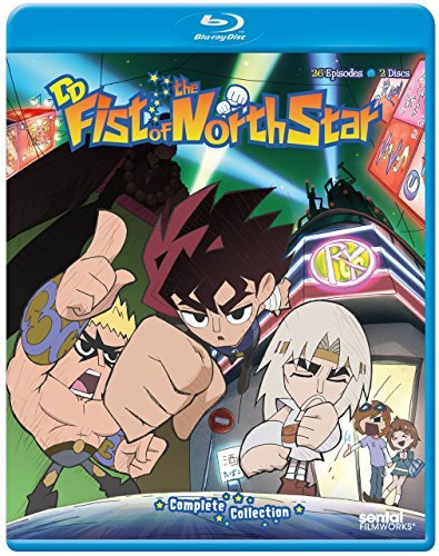 Dd Fist Of The North Star Dd Fist Of The North Star Blu Ray