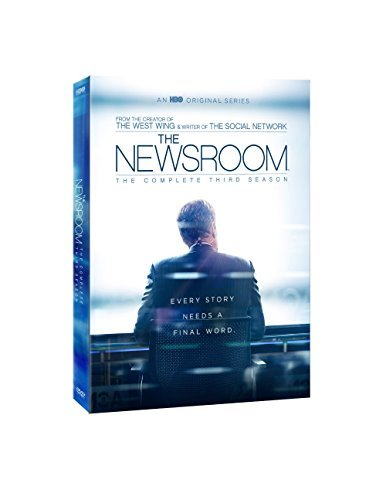 Newsroom Newsroom Complete Third Seaso Season 3