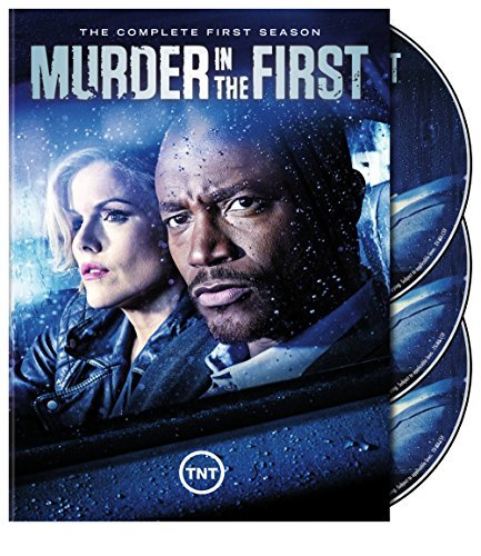 Murder In The First Season 1 DVD