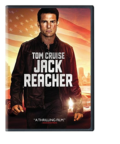 Jack Reacher Cruise Pike Duvall DVD Pg13