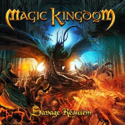 Magic Kingdom Savage Requiem 2 CD