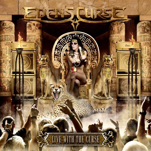 Eden's Curse Live With The Curse 2 CD