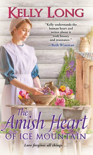 Kelly Long The Amish Heart Of Ice Mountain