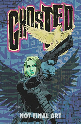 Joshua Williamson Ghosted Volume 4 Ghost Town